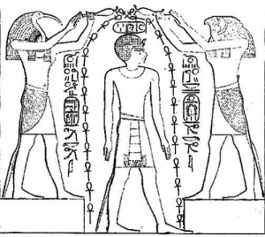 Thot Horus King