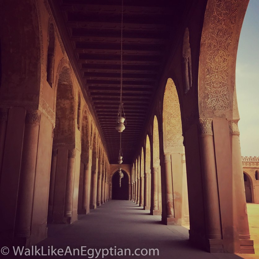 Ibn Tulun - Walk Like an Egyptian - Cairo, Egypt_-10