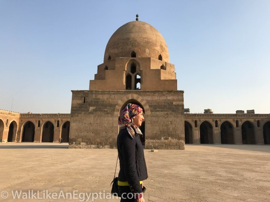 Ibn Tulun - Walk Like an Egyptian - Cairo, Egypt_-4