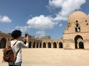 Ibn Tulun - Walk Like an Egyptian - Cairo, Egypt_-7