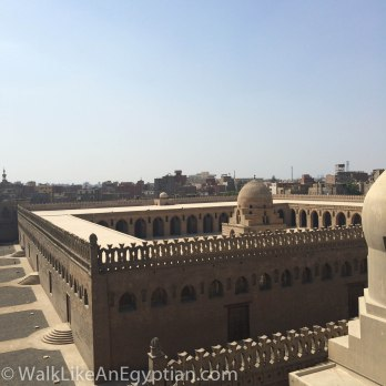 Ibn Tulun - Walk Like an Egyptian - Cairo, Egypt_